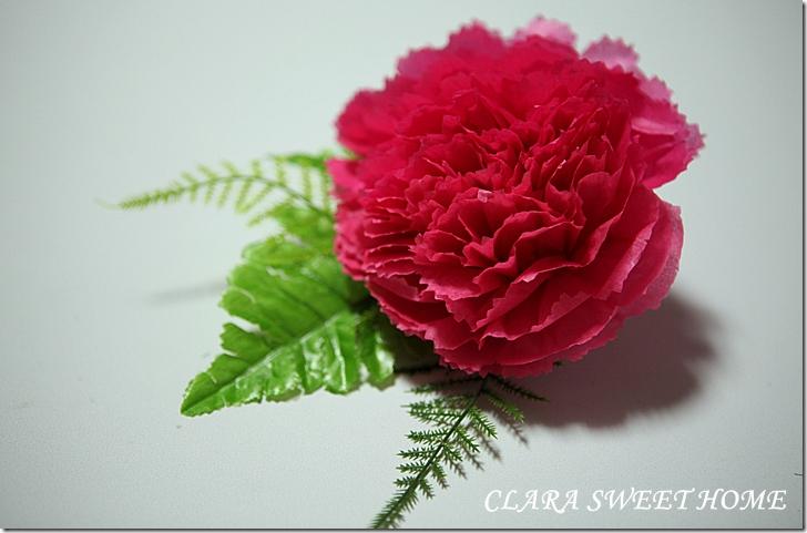 꽃종이-카네이션-만들기