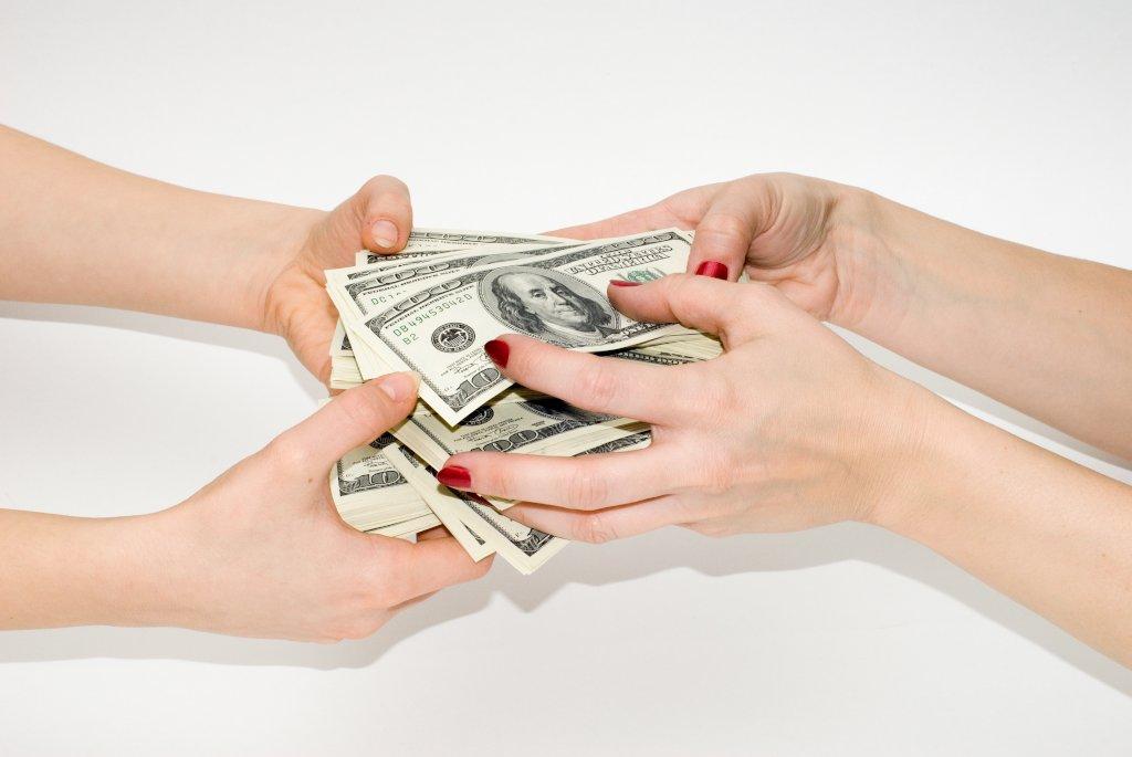 달러, 대출