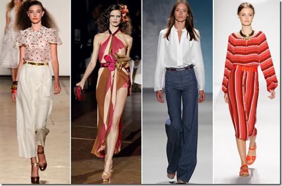 2011 여성 패션 트렌드